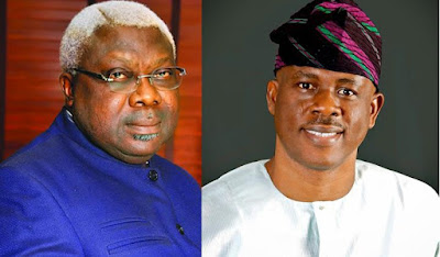 After working for APC; Omisore, Obanikoro, get their passports from EFCC