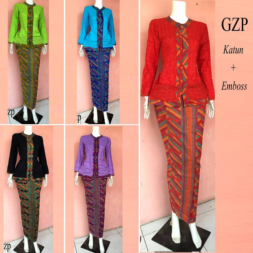 20 Model Baju Batik Pramugari  2019 1000 Model  Baju