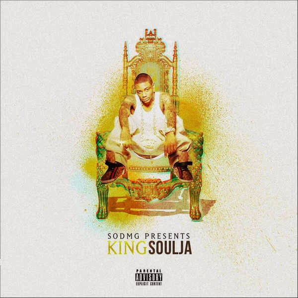 Soulja Boy Tell 'Em - King Soulja - iTunes Mixtape Cover