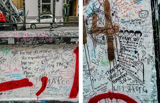 Estúdio de Abbey Road - Londres