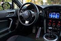 Subaru BRZ (2017) Dashboard