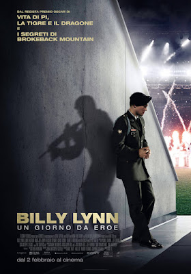 Billy Lynn Ang Lee
