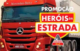 Promoção Heróis da Estrada Shell
