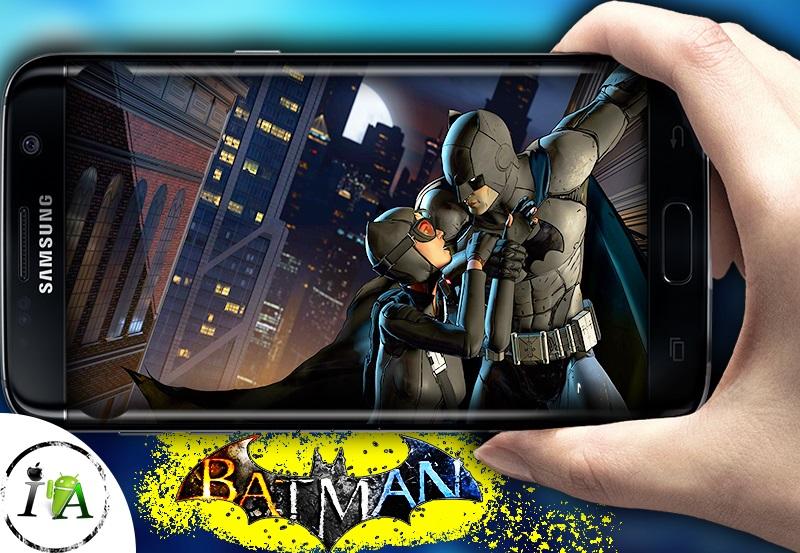 تحميل لعبة batman telltale للاندرويد جميع حلقات unlocked
