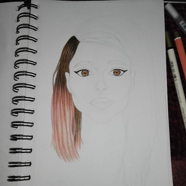 Kolorowy szkicownik #strona 8