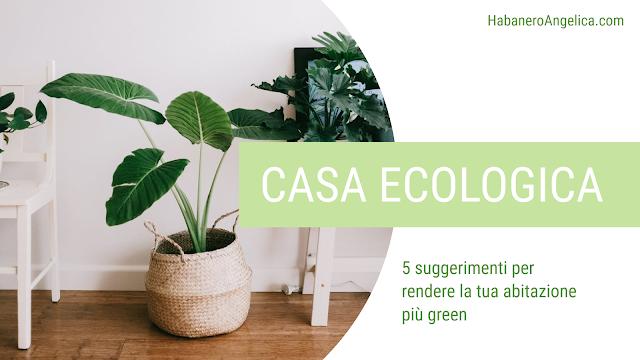 Casa ecosostenibile significato