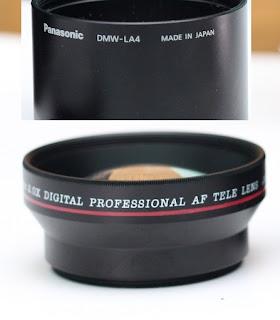converter kamera prosumer