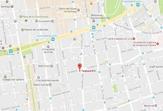 Rincon Canallas restaurante mapa ubicacion