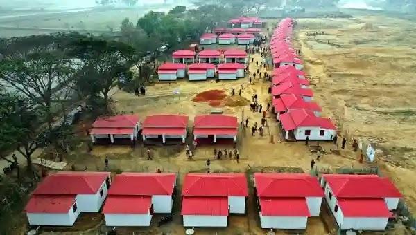 মুজিববর্ষের উপহার পেলো সারাদেশের ৭০ হাজার গৃহহীন পরিবার