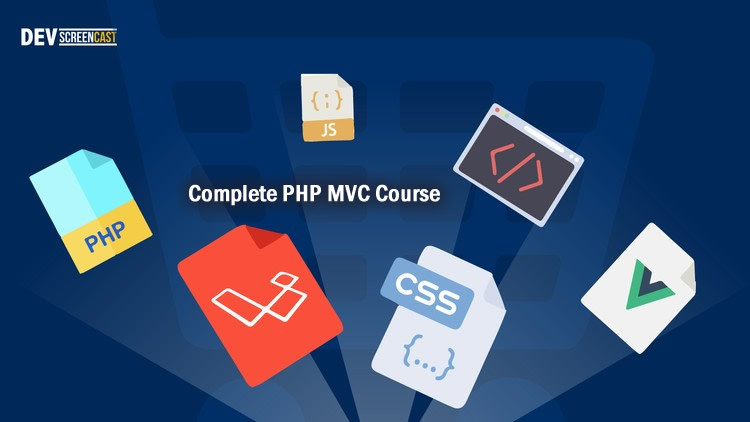 PHP - The Complete PHP MVC Course