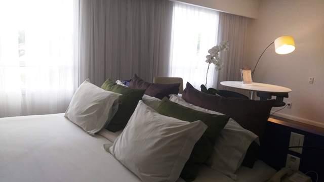 Quarto do Mercure São José dos Campos Hotel