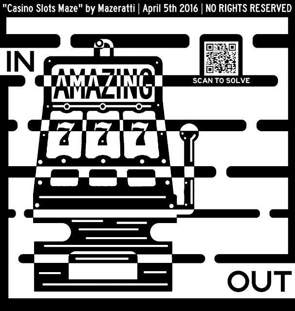 Slots Machine Maze by Mazeratti