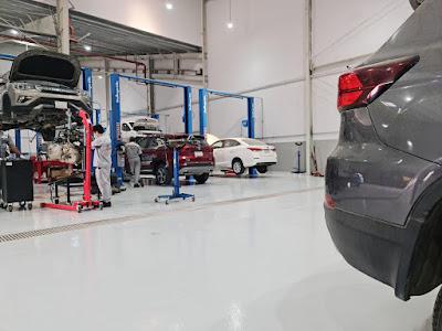 صناعية الشمال في الرياض تحتضن مركز خدمات شانجان الأكبر في المملكة