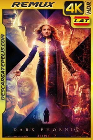 X-Men: Dark Phoenix (2019) 4K Remux Latino – Ingles