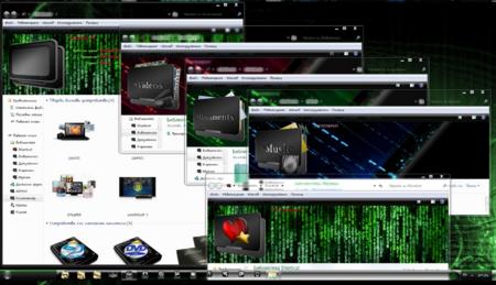 Download themes Win 7 cực đẹp độc đáo - Windows 7 themes