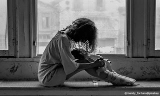 La disperazione nei bambini