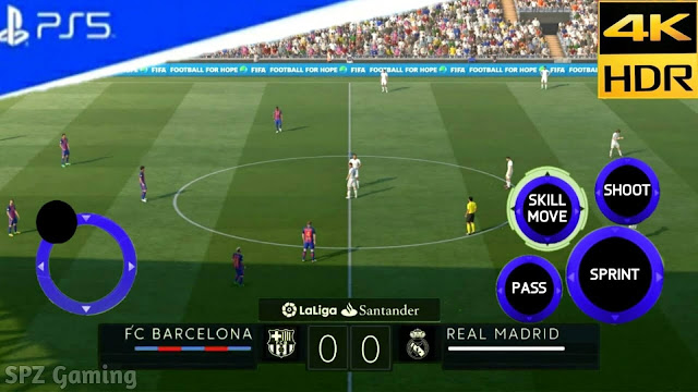 Download FIFA 21 Mobile Android Offline 700 MB Best Graphics