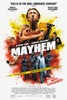 Mayhem Poster Art