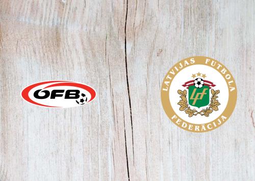 Austria vs Latvia - Highlights 6 September 2019