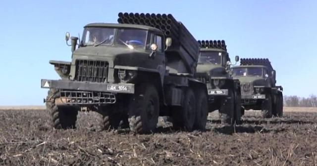 Террористы РФ на Донбассе нарушают Минские соглашения