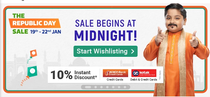Flipkart sale 2020: Timing, Today Offers and more information