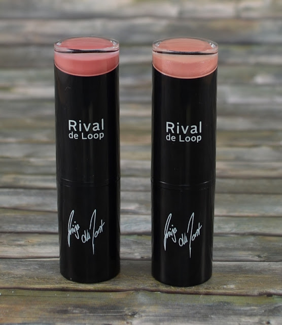 Rival de Loop Mirja du Mont LE Lipsticks 01 und 02