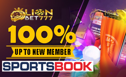 BONUS NEW MEMBER SPORTSBOOK 100%