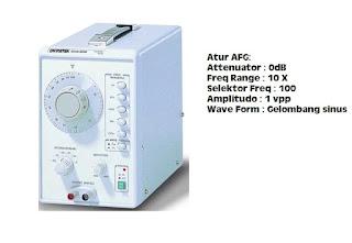 Audio Frekuensi Generator