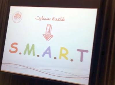 مبادئ قاعدة سمارت (SMART) لتحديد الأهداف
