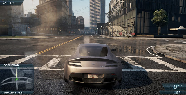 Free Download Need For Speed Most Wanted 2012