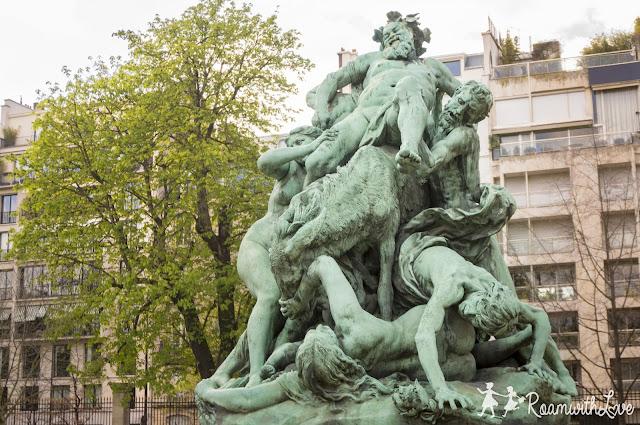 france, Honeymoon, Paris, review, ฝรั่งเศส, รีวิว, ฮันนีมูน, saint sulpice