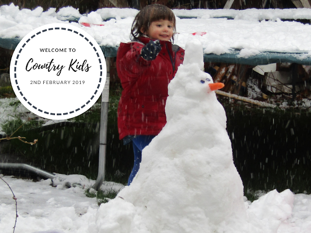 Country Kids 2nd February