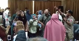 Ricuh Acara Relawan Prabowo-Sandi, Begini Penjelasan Panitia