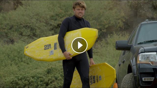 Watch Dane Reynolds Surf the Strangest Boards You ve Ever Seen