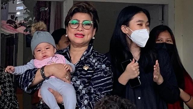 Senator Maya Rumantir Prihatin Kondisi Ekonomi Masyarakat di Masa Pandemi COVID-19