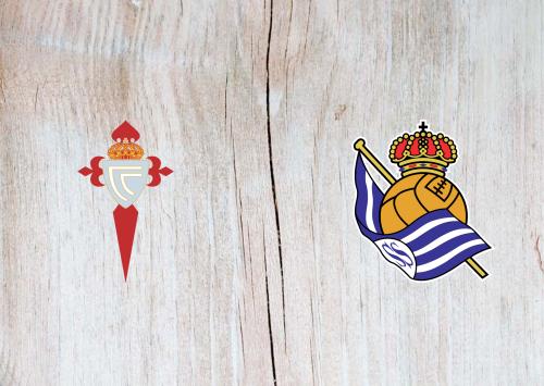 Celta Vigo vs Real Sociedad -Highlights 01 November 2020