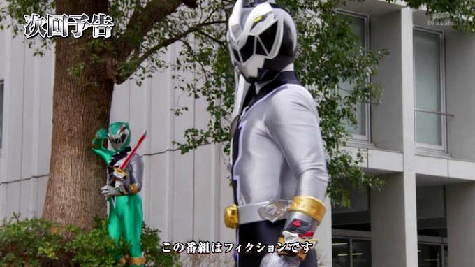 Spoiler Kishiryu Sentai Ryusoulger Episode 3, Kemunculan Ryusoulger Baru