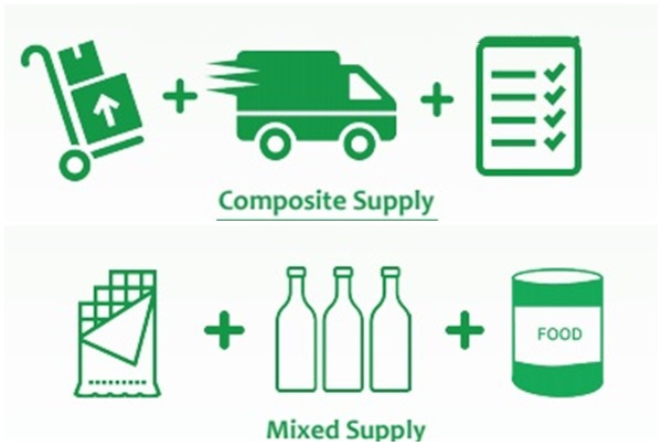 Difference Between Mixed Supply and Composite Supply under GST