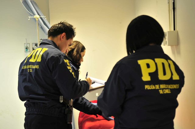 PDI investiga homicidio frustrado