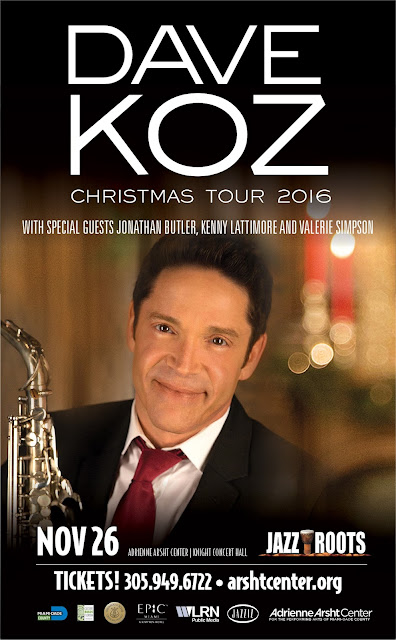 Dave Koz Christmas.Jazz Blues Florida Florida S Online Guide To Live Jazz
