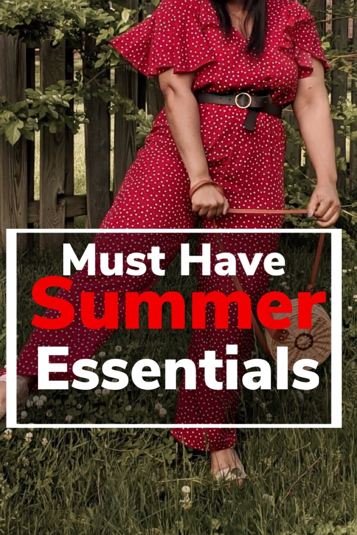 must have summer wardrobe essentials, summer essentials, summer basics, summer wardrobe capsule, summer must haves, summer wardrobe