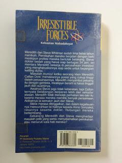 Irresistible Forces (Kekuatan Mahadahsyat)