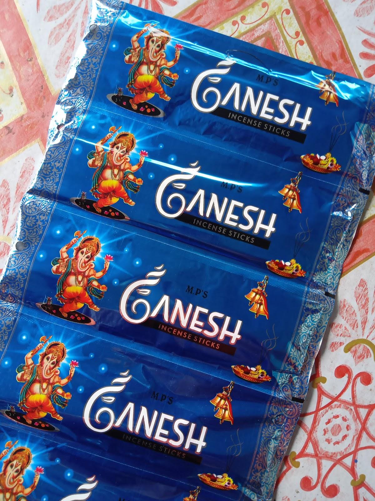 Dupa Renceng Ganesh Biru
