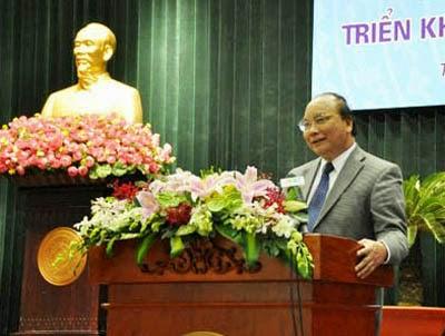 Phó Thủ tướng Nguyễn Xuân Phúc: Điều chuyển ngay cán bộ có dư luận không tốt