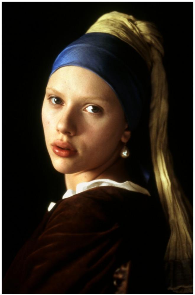 La Jeune Fille à La Perle Tableau : jeune, fille, perle, tableau, Librairie:, Livre/Un, Réponse, L'énigme, Jeune, Fille, Perle, Vermeer,, Tracy, Chevalier,, Proust