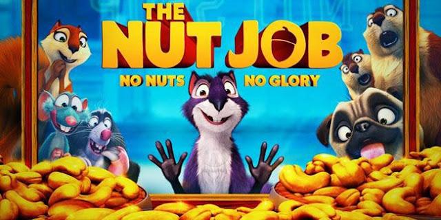 Phi Vụ Hạt Dẻ 2 : Công Viên Đại Chiến - The Nut Job 2: Nutty by Nature (2017)
