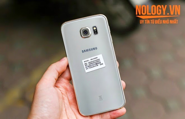Nguồn gốc của Samsung Galaxy S6 2 sim cũ