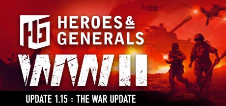 لعبه Heroes & Generals