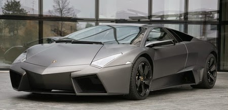 Most expensive car in the world Lamborghini Reventon
