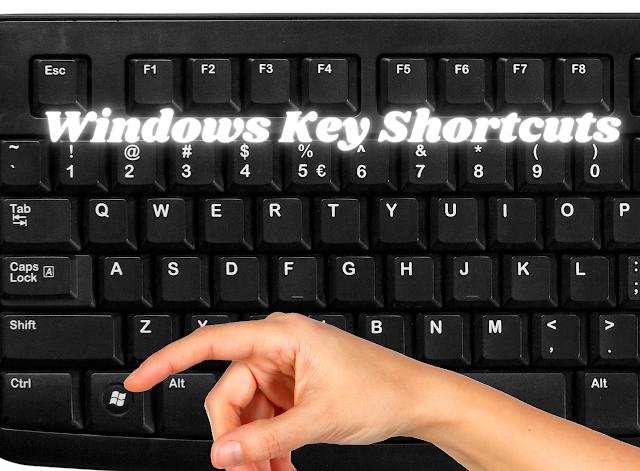 Windows Key Shortcuts